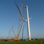 XEMC Darwind plaatst 5 MW turbine