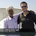 TU Delft studenten bouwen windmolen India
