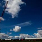 3 Enercon windturbines in Heerhugowaard geplaatst