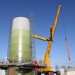 Engie ziet windturbines bij voormalig IJsselcentrale Harculo in Zwolle niet positief