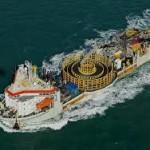 Van Oord haalt opdracht grootste 660 MW offshore windpark ter wereld binnen