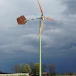 Slochteren en Menterwolde willen kleine windturbines