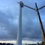 EWT heeft 130 windturbines gebouwd in 2015