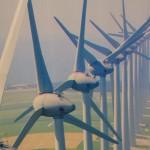Elektriciteitsnet nog niet gereed voor zonne- en windenergie