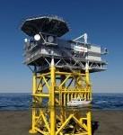 Trafo-platform windpark op zee wordt in Krimpen a/d IJssel gebouwd