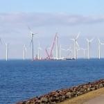 Misschien minder subsidie windpark Westermeerwind in IJsselmeer Noordoostpolde