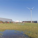 Nederlands-Duits windpark vlakbij Emmen op komst