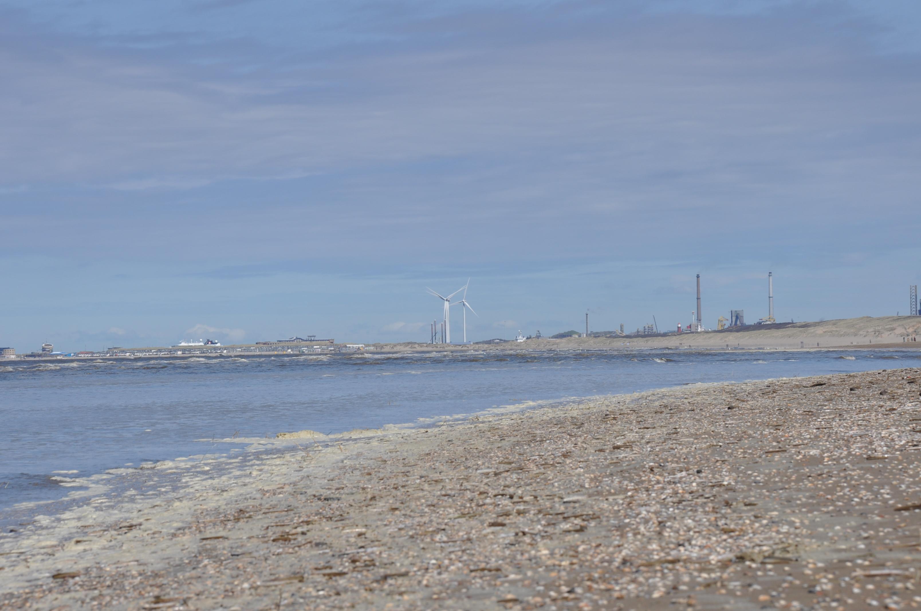 windpark Noordpier Velsen