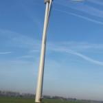 Windpark Haringvlietdam definitief ongeschikt voor verlenging