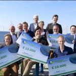 Windpark Noordoostpolder stelt 1 miljoen euro beschikbaar voor vijf dorpen NOP