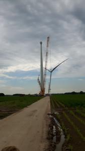 Lagerwey 2.0 MW, 99 m ashoogte