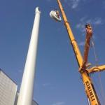 EWT installeert 1e windturbine in Turkije