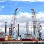 Sif, EEW SPC, EEW OSB en Bladt Industries leveren funderingen voor Borssele 1+2