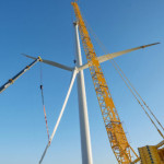 Lagerwey traint Russische windenergiespecialisten bij de productiefabriek in Barneveld