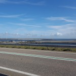 Eerste windturbine windpark Bouwdokken produceert stroom