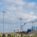 2 windturbines op bedrijventerrein Voorst in Zwolle