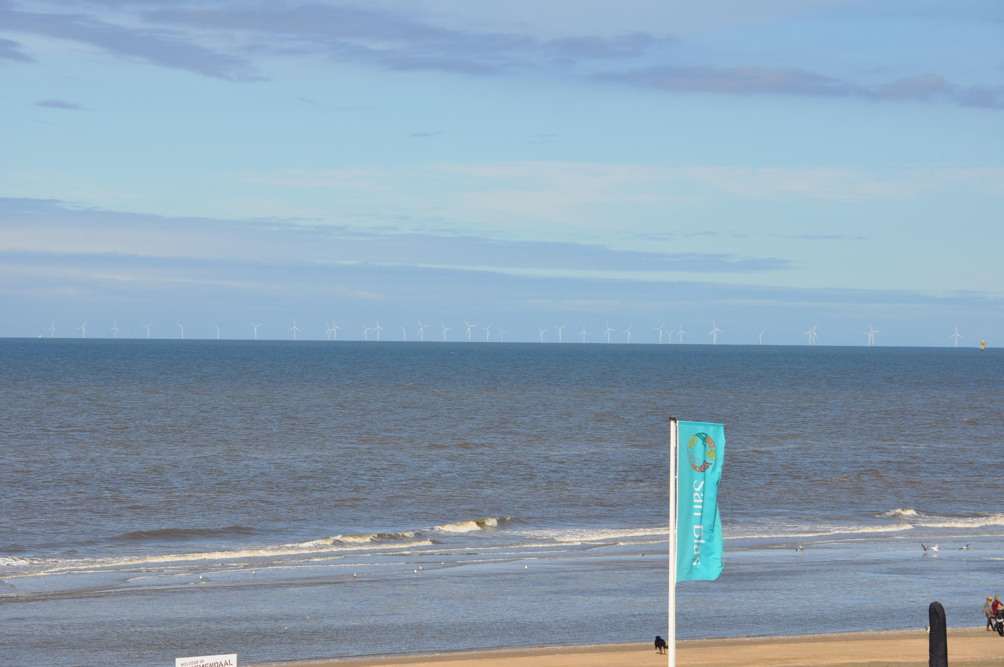 Het 3 MW energie-opslagsysteem van Alfen op het Prinses Alexia Windpark in Zeewolde is uitbreidbaar naar 12 MW.