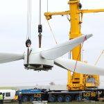 Windpark Bouwdokken in Zeeland officieel geopend, stroom 29.4 MW voor 37.500 huishoudens
