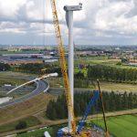 Nordex realiseert in 1e halfjaar 2018 minder omzet en winst