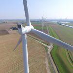 Samenwerking energiebedrijven leidt tot start windpark Moerdijk