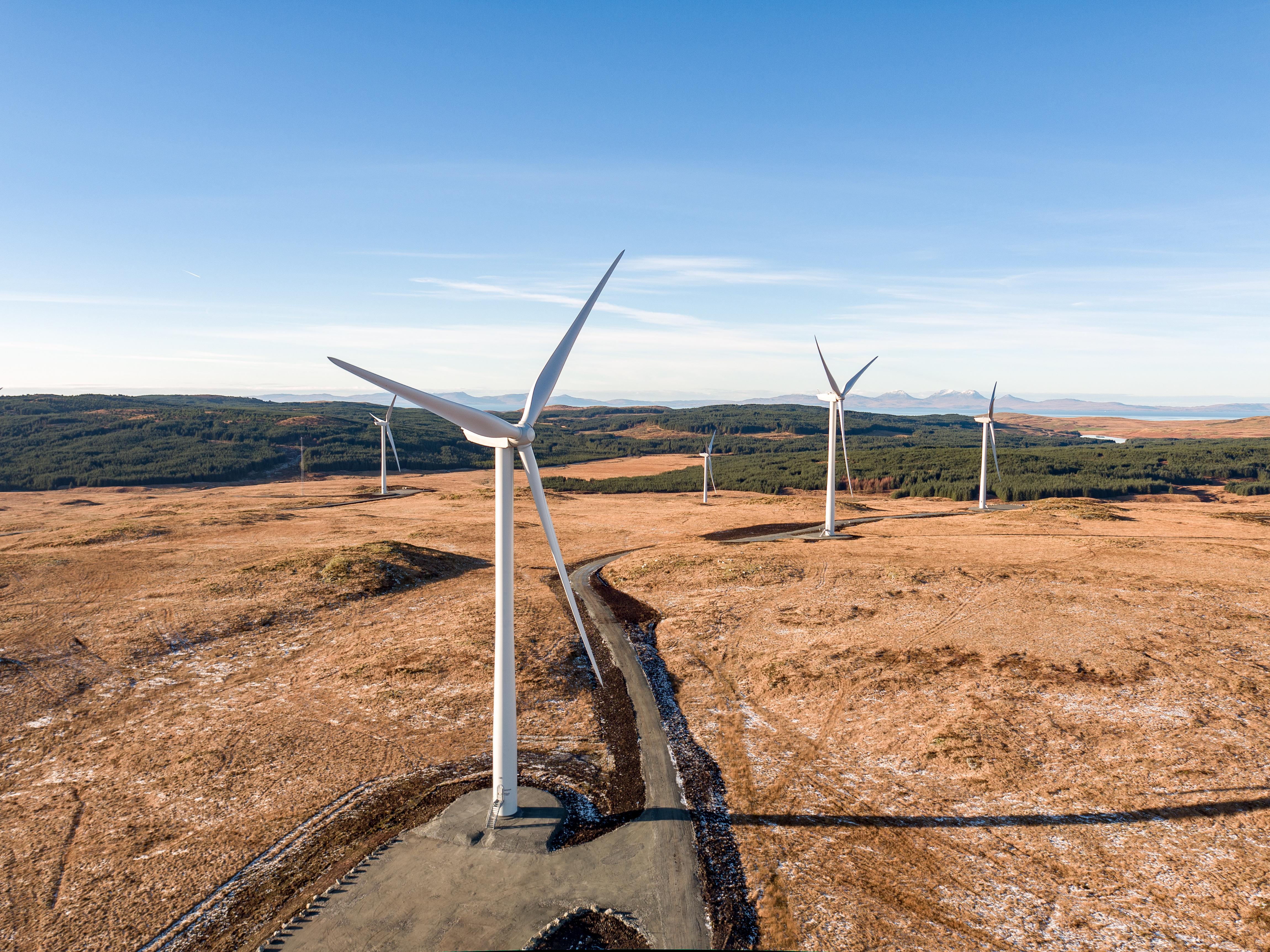 Senvion installeert 1.000ste onshore windturbine in Verenigd Koninkrijk