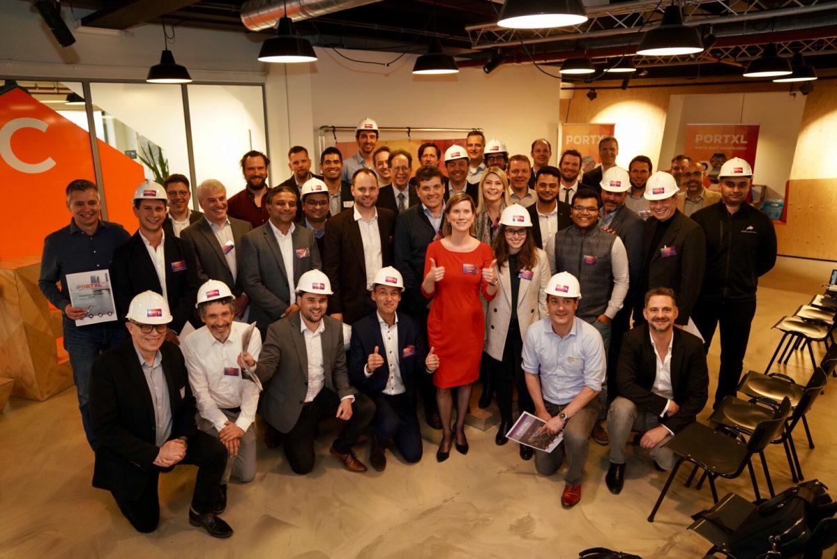 21 deelnemers geselecteerd voor innovatieprogramma PortXL 2019