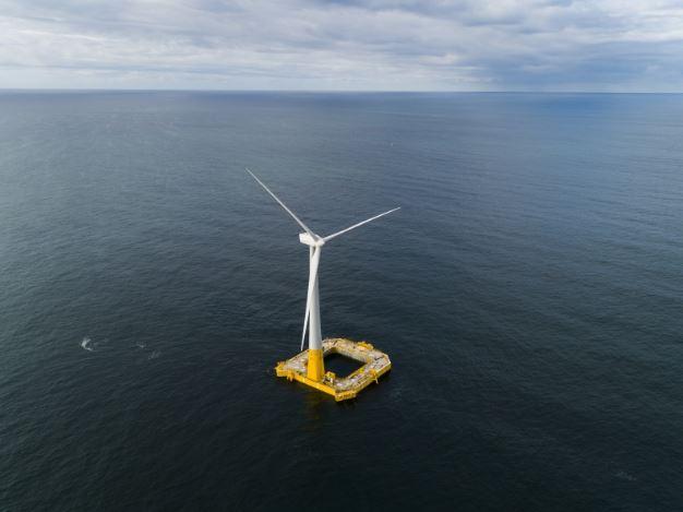 Consortium Eneco, Van Oord, DGE en Boralex bundelen krachten voor Frans offshore windpark