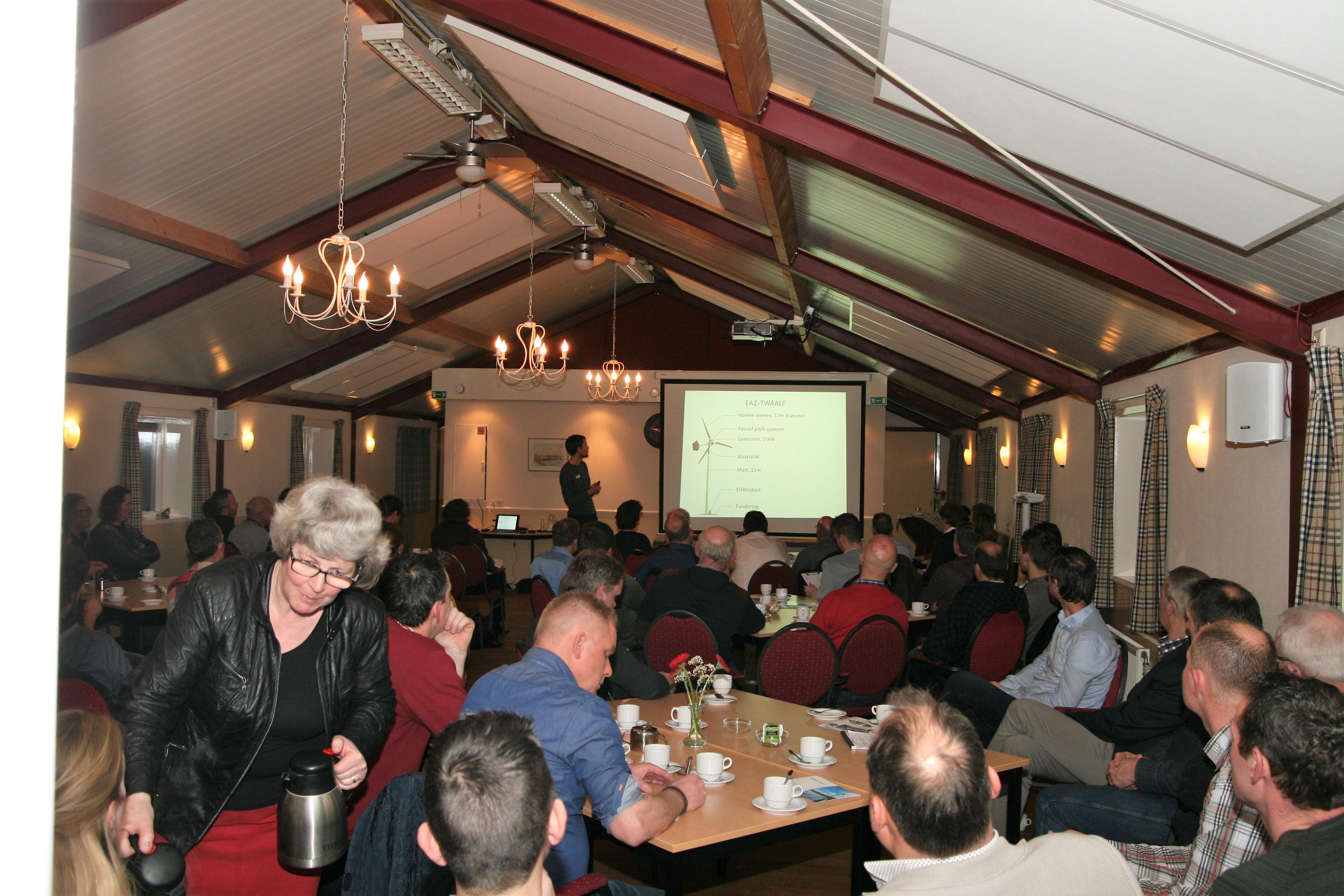 Veel interesse vanuit agrariërs in de provincie Utrecht voor kleine windmolens