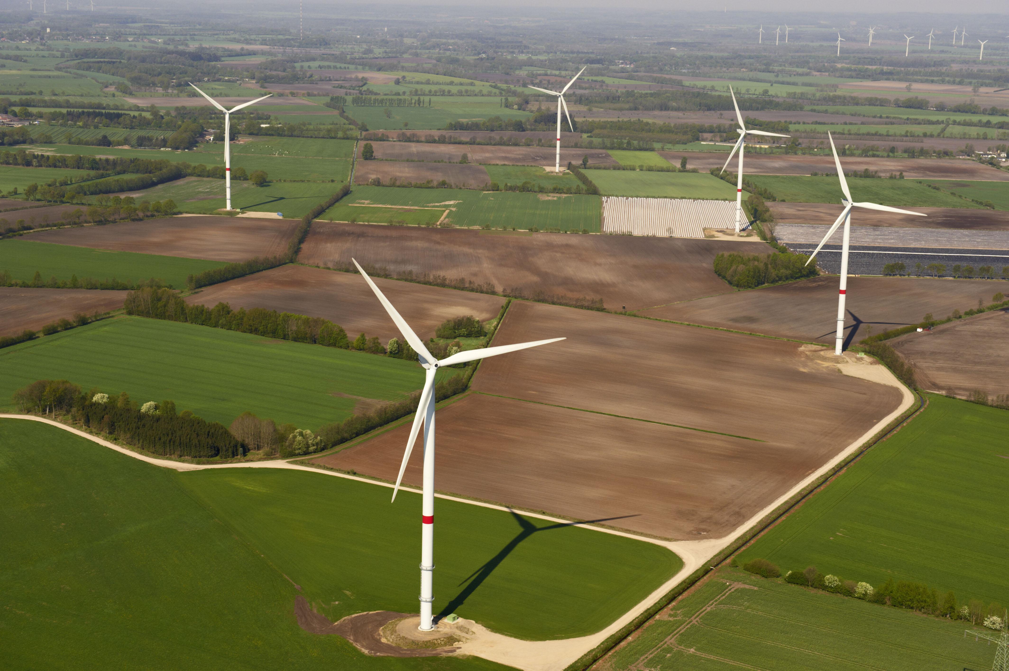 Derde Duitse onshore windenergie veiling haalt doelvermogen niet