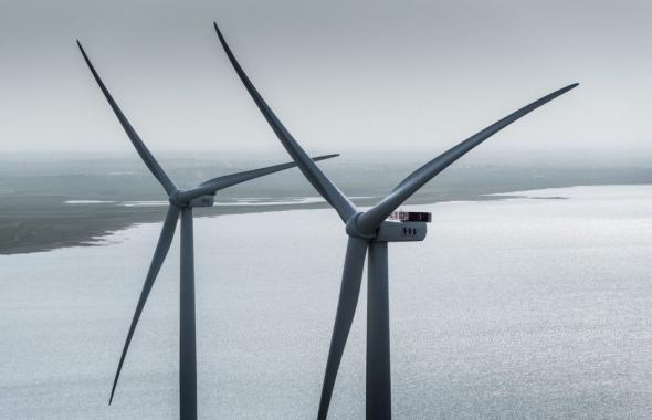 MHI Vestas kiest Eemshaven voor onderhoud windparken