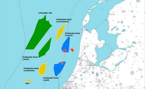 Arcadis en Pondera Consult verzorgen vergunningaanvragen IJmuiden Ver