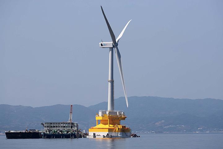 Japan selecteert 11 gebieden voor offshore windenergie