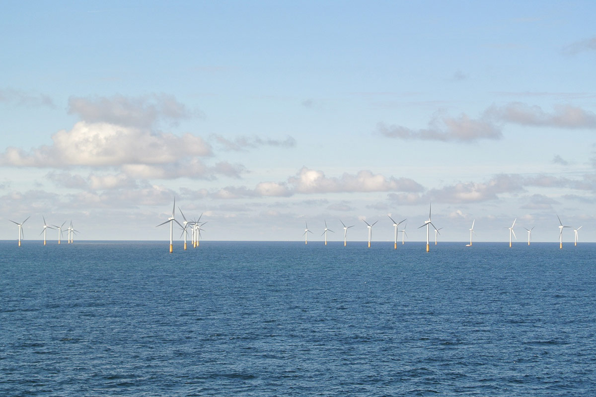 UK: overheid en industrie willen 30 GW offshore windenergievermogen in 2030