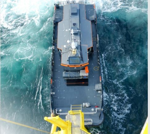 Rapport geeft inzicht in benodigde competenties wind op zee