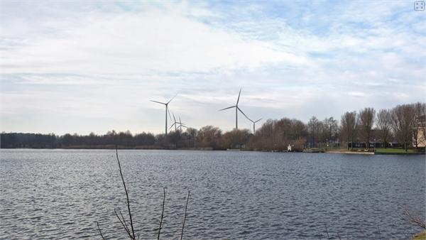 Alle vier windturbines in Windpark De Rietvelden mogen gebouwd worden