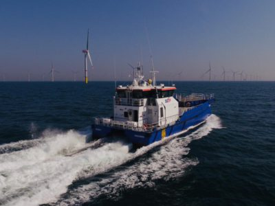 SeaZip zet in op Taiwanese offshore wind markt