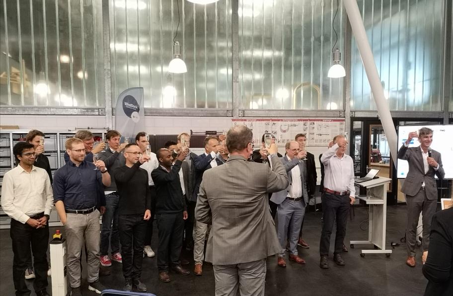Kick-off AIRTuB smart maintenance innovatieproject