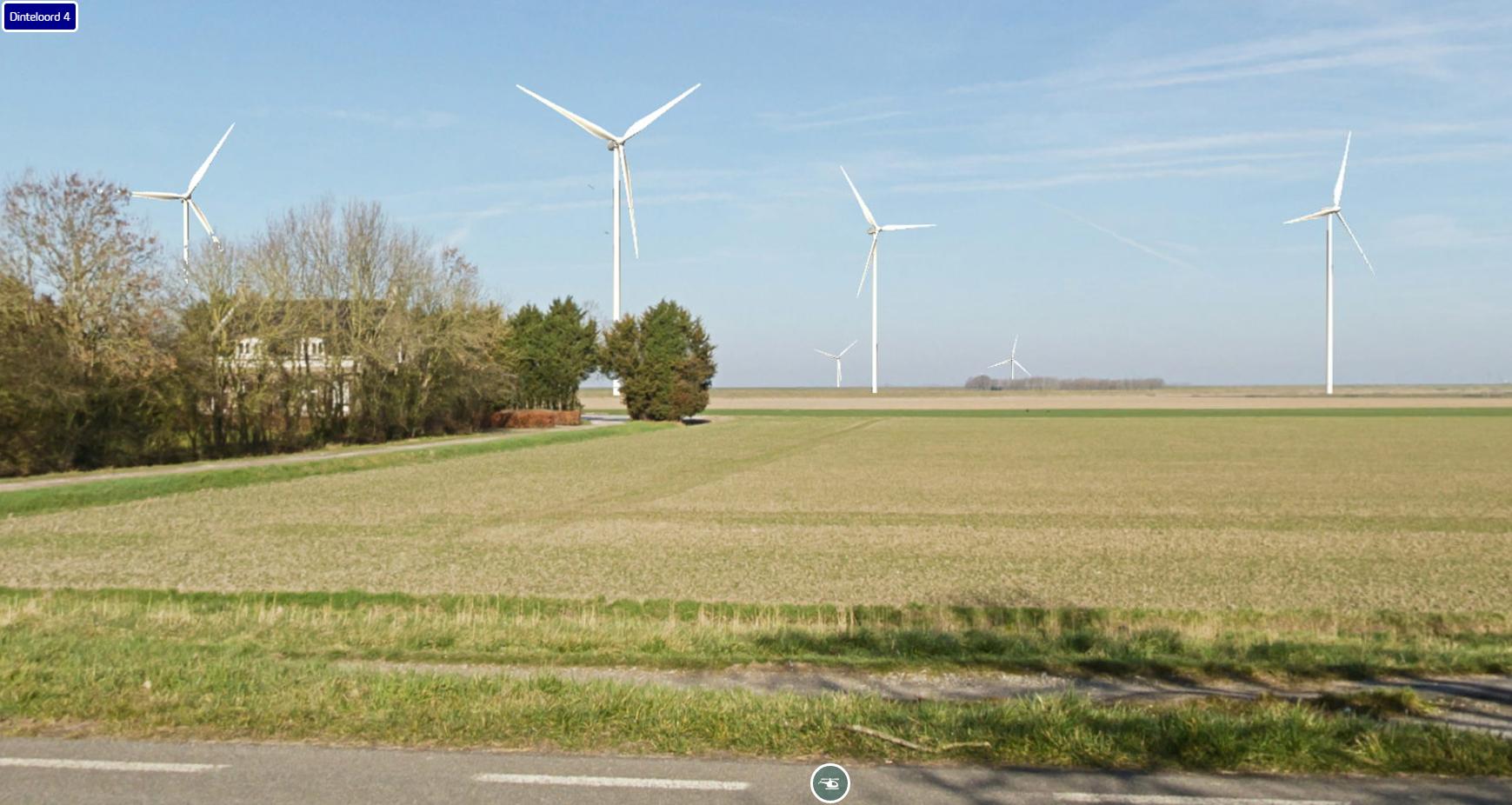 Omgevingsvergunning afgegeven voor opschaling Windpark Karolinapolder