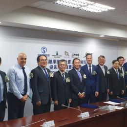 CDWE tekent PSA voor Taiwanees offshore windpark