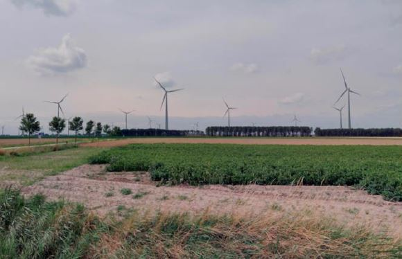 Eurus Energy en YARD ENERGY bereiken financial close voor 3 windparken