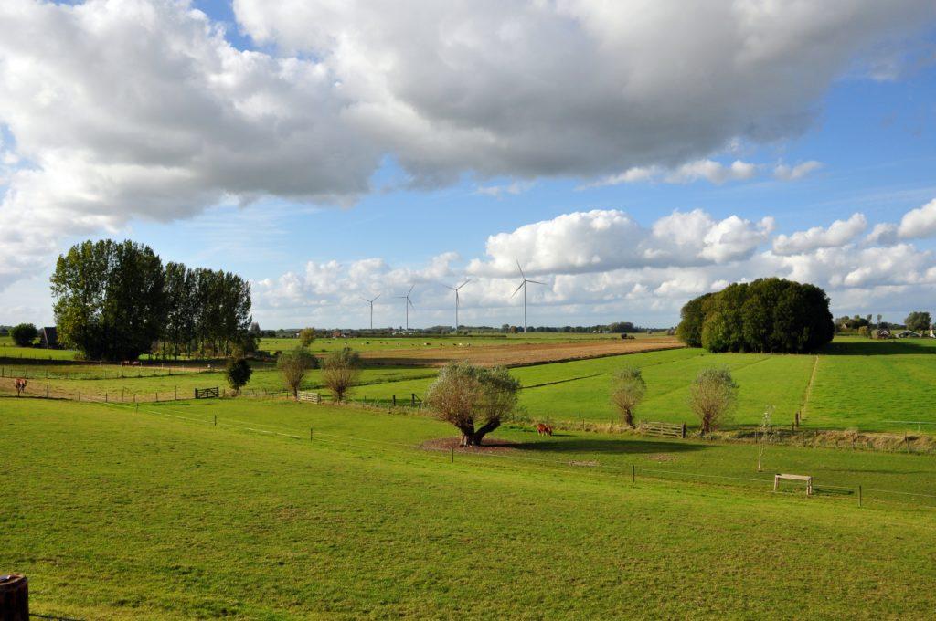 Omgevingsvergunning verleend voor Windpark Goyerbrug