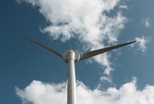 Windmolen in Jorwert omgevallen