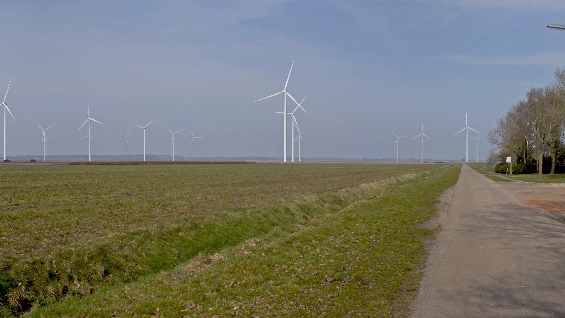 Essent koopt komende 15 jaar stroom uit Groningse windparken