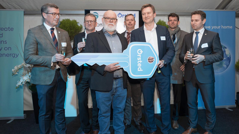 Ørsted opent nieuwe O&M basis in Vlissingen