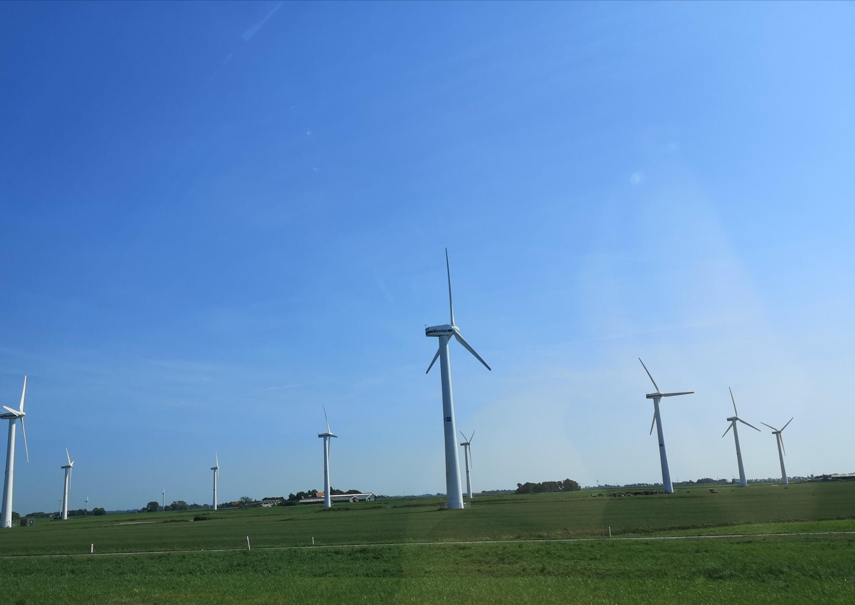 Windpark Nij Hiddum-Houw mag er komen