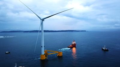 ENGIE en EDPR gaan samenwerken in offshore wind