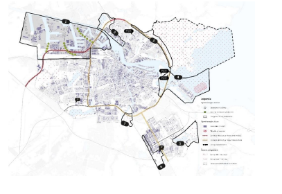 Amsterdam wil 127 MW aan wind in 2030