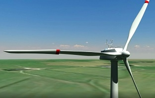 Europees octrooi toegekend voor biomimetisch windturbine-design Albatrozz