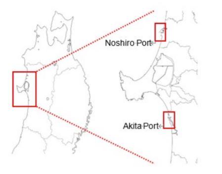 Sif levert funderingen voor Japans offshore windpark