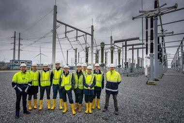 EIB steunt TenneT's hoogspanningsverbinding voor integratie offshore wind